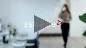 Firmenvideo der Empfang der Zahnarztpraxis Margaret Breuell