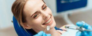 Patientin Zahnarzt